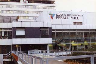 BBC Pebble Mill, Birmingham
