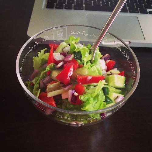 perus salaatti