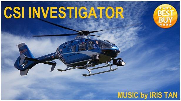 CSI Investigator Pic