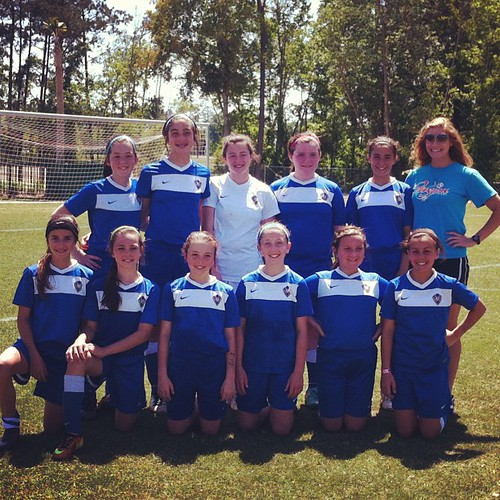 Yay #GCSFusion! Congrats on the 5-0 win!! @lilybethh_