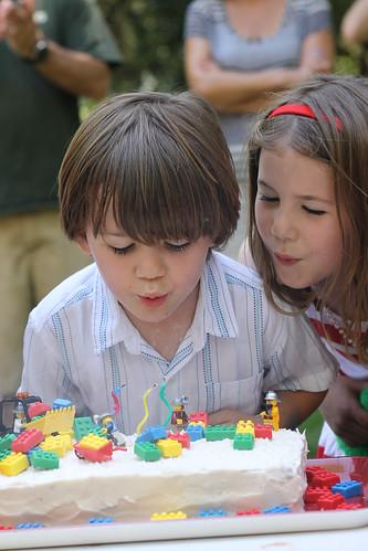 Lego Birthday Boy