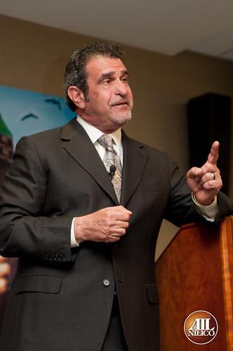 CEO Roger Smith Impromptu Speech at AIL Leadership Academy 101