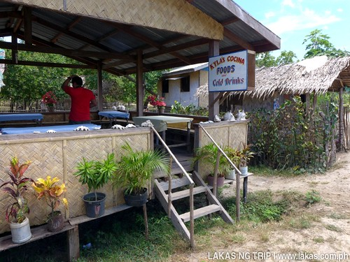 Kyla's Cocina at Nacpan and Calitang Twin Beach in El Nido, Palawan