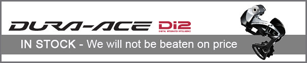 Dura-Ace Di2 Now In stock - we will not be beaten on price