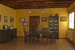 Comedor. Casa María La Carbayeda