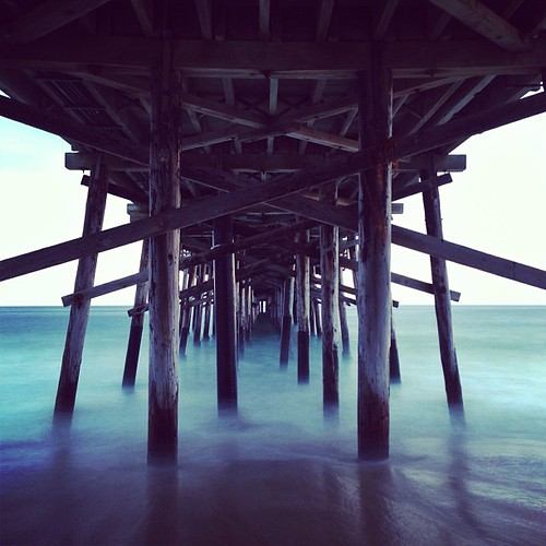 Just an average shot of the pier tonight #avgcampro