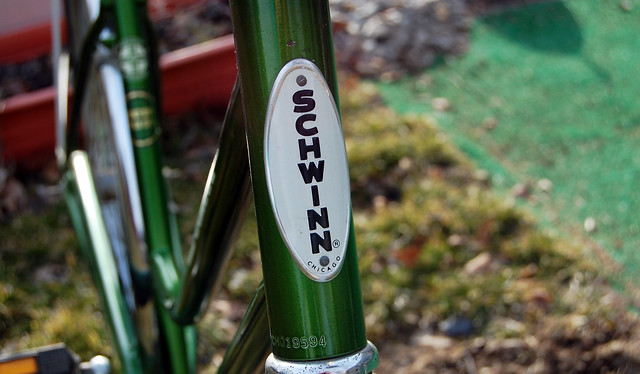 1971 Schwinn Breeze