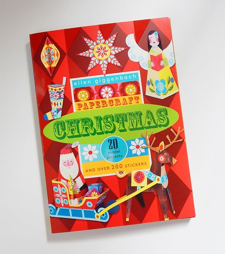 Papercraft Christmas by Ellen Giggenbach