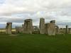 Stonehenge detour