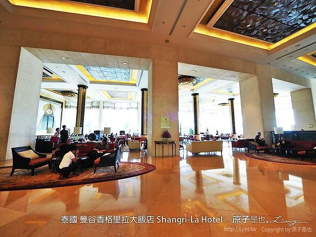 泰國 曼谷香格里拉大飯店 Shangri-La Hotel 33