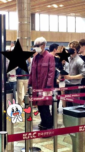 BIGBANG Departing Seoul to Osaka 2015-08-21 (71)