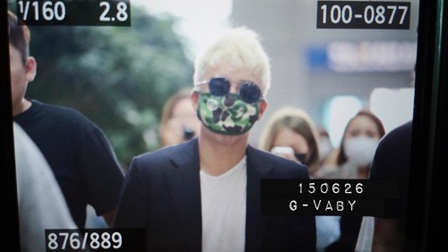Big Bang - Incheon Airport - 26jun2015 - G_Vaby - 03