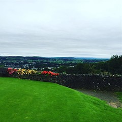 One thing Kendal golf course has going for it is the views