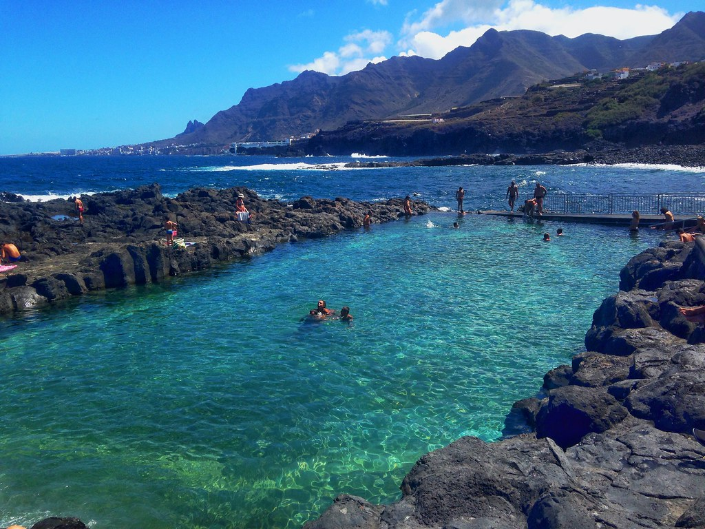 Jover natural pool