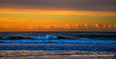 Dawn at Emerald Isle, North Carolina