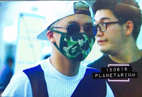 Big Bang - Incheon Airport - 19jun2015 - Planetarium_SR - 03