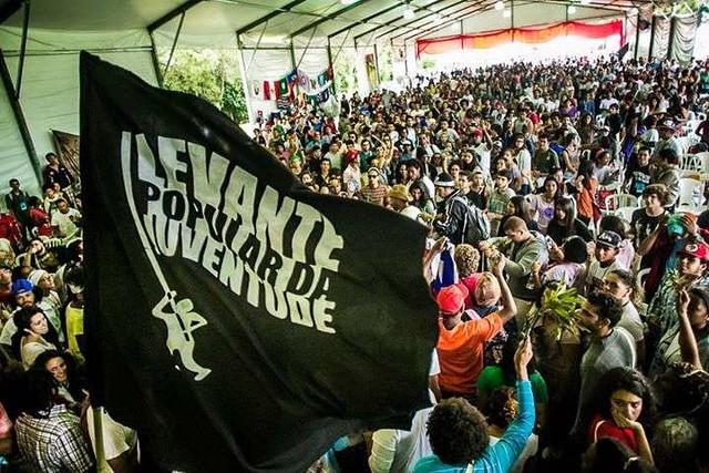 Reprodução - Créditos: Levante Popular da Juventude