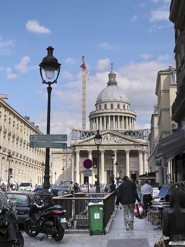 El Panteón de París, Francia