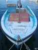 small fisherboat.