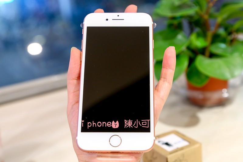 7,iphone,iphone 7,我的生活,收藏品杯緣子分享,看展覽 @陳小可的吃喝玩樂