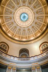 Dallas Hall Rotunda