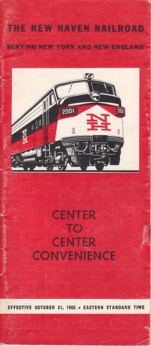 NYNHH 1965 Cover