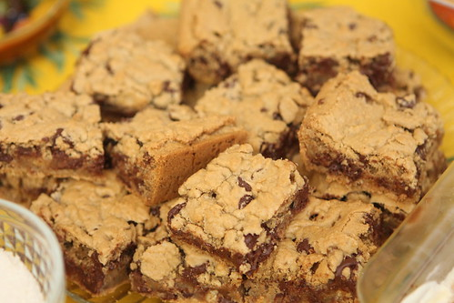 Aunt Deb's Blondies