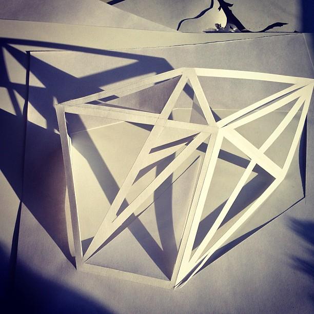 Study of geometric form