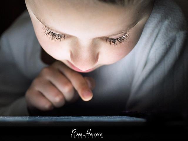Lucas y las nuevas tecnologías