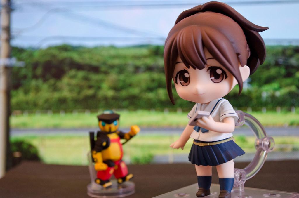 Nendoroid Akiho Senomiya