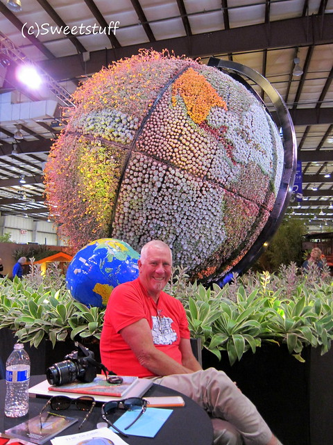 Robin Stockwell and Succulent Globe