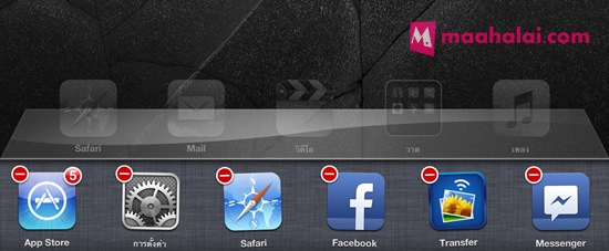 iPad Multitask