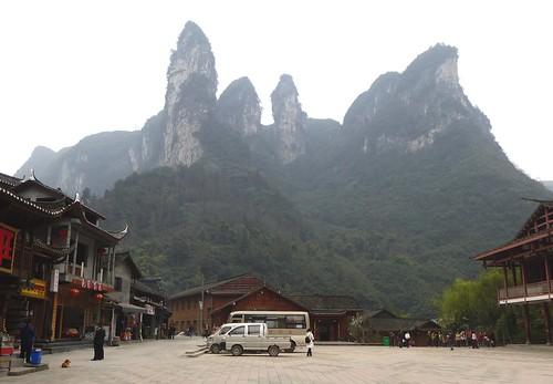 Hunan13-Dehang-ville (2)