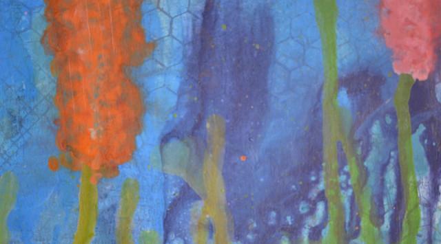 Art Journal Calendar_April closeup 1