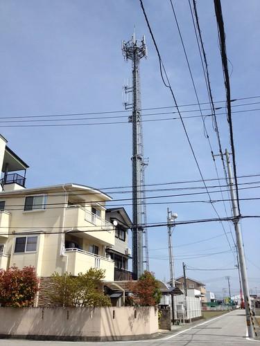 ケータイタワー by haruhiko_iyota