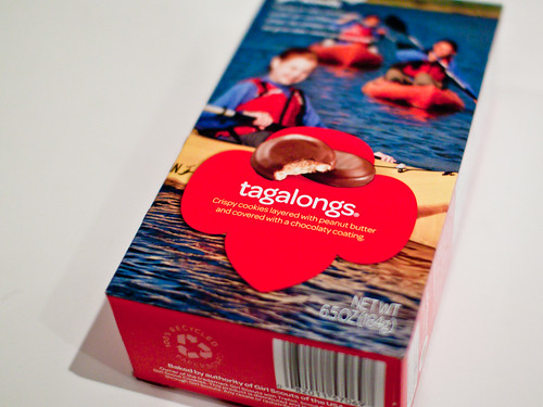 Tagalong box