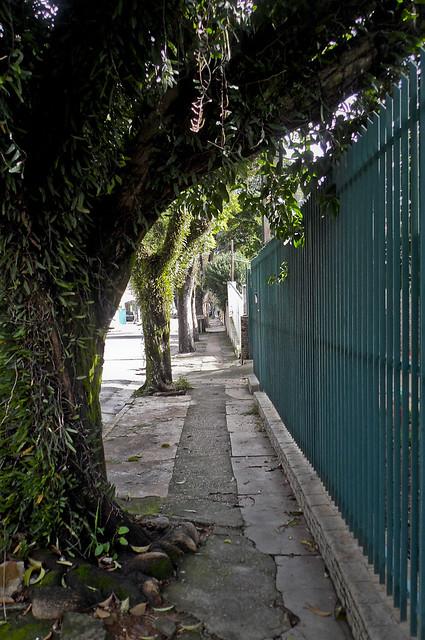Jundiai Sidewalk