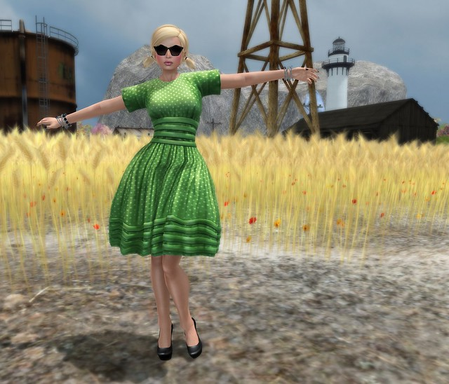 Deco - Sodapop Dress (Collabor88)