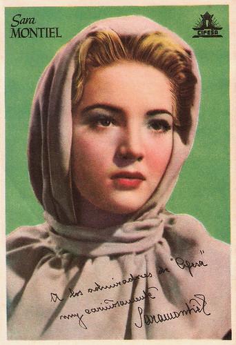 Sara Montiel (1928 - 2013)