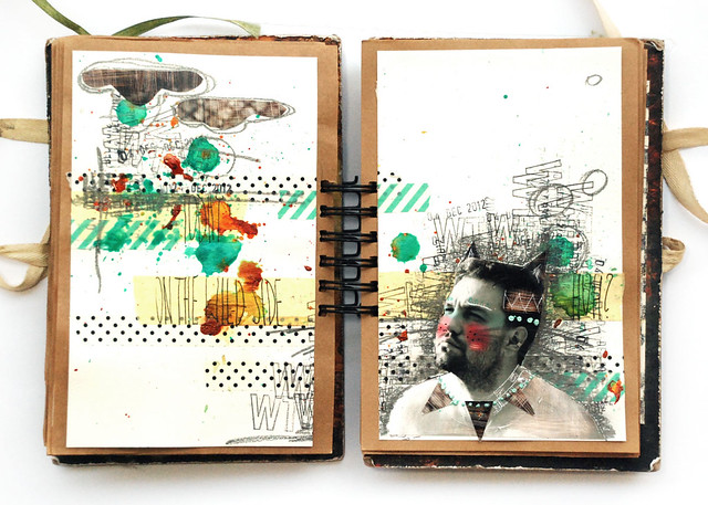 Wild Side - journal page for CJS 2013