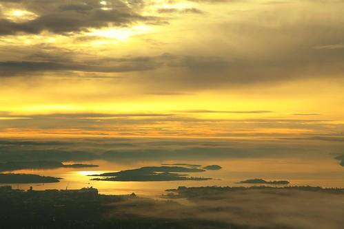 holmenkollenviewfiordnorgenorwayfjordsuncloudssunrisesunsetweathernicewater