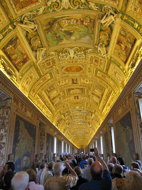 Inside the Vatican