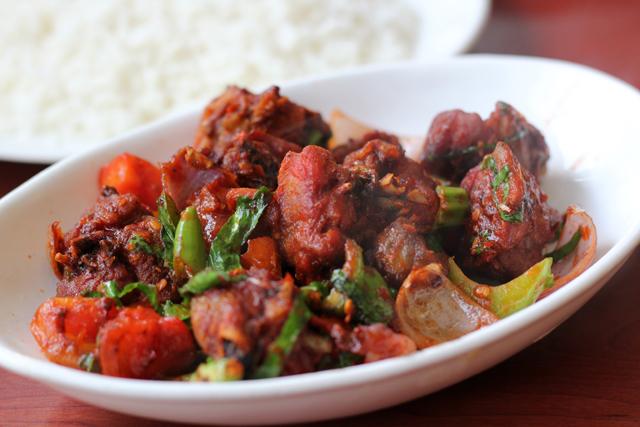Food and Restaurants in Gangtok, India