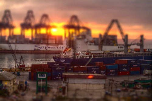 HDR y Tilt Shift