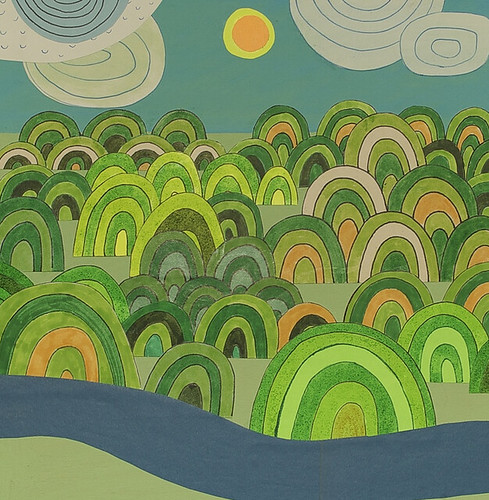 Nate Otto, Green Mounds, 2011