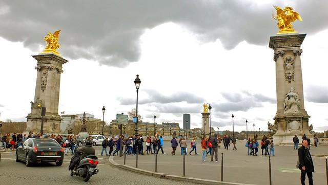 Europe 2013 | Avenue des Champs-Élysées @ Paris, France