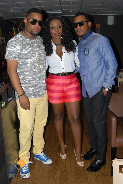 8645575172 24b389bf0a z Hot & FAB: Exclusive photos from Sandra Ankobiahs star studded call to the bar party!