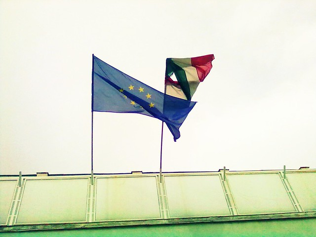 EU and Hungary in stormy weather