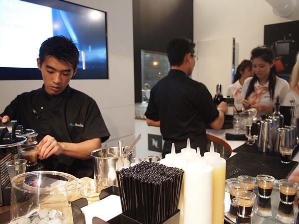 Nespresso - Savour 2013, Singapore - rebeccasawblog (13)