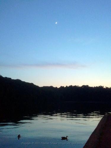 tennessee sunsets kingston redbonesontheriver